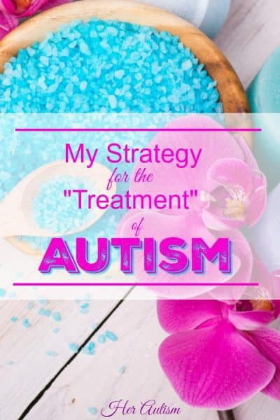 Treatment of Autism