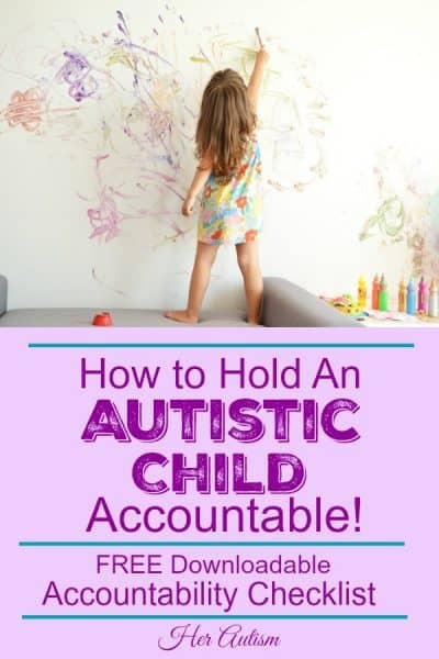 Autism and Accountability